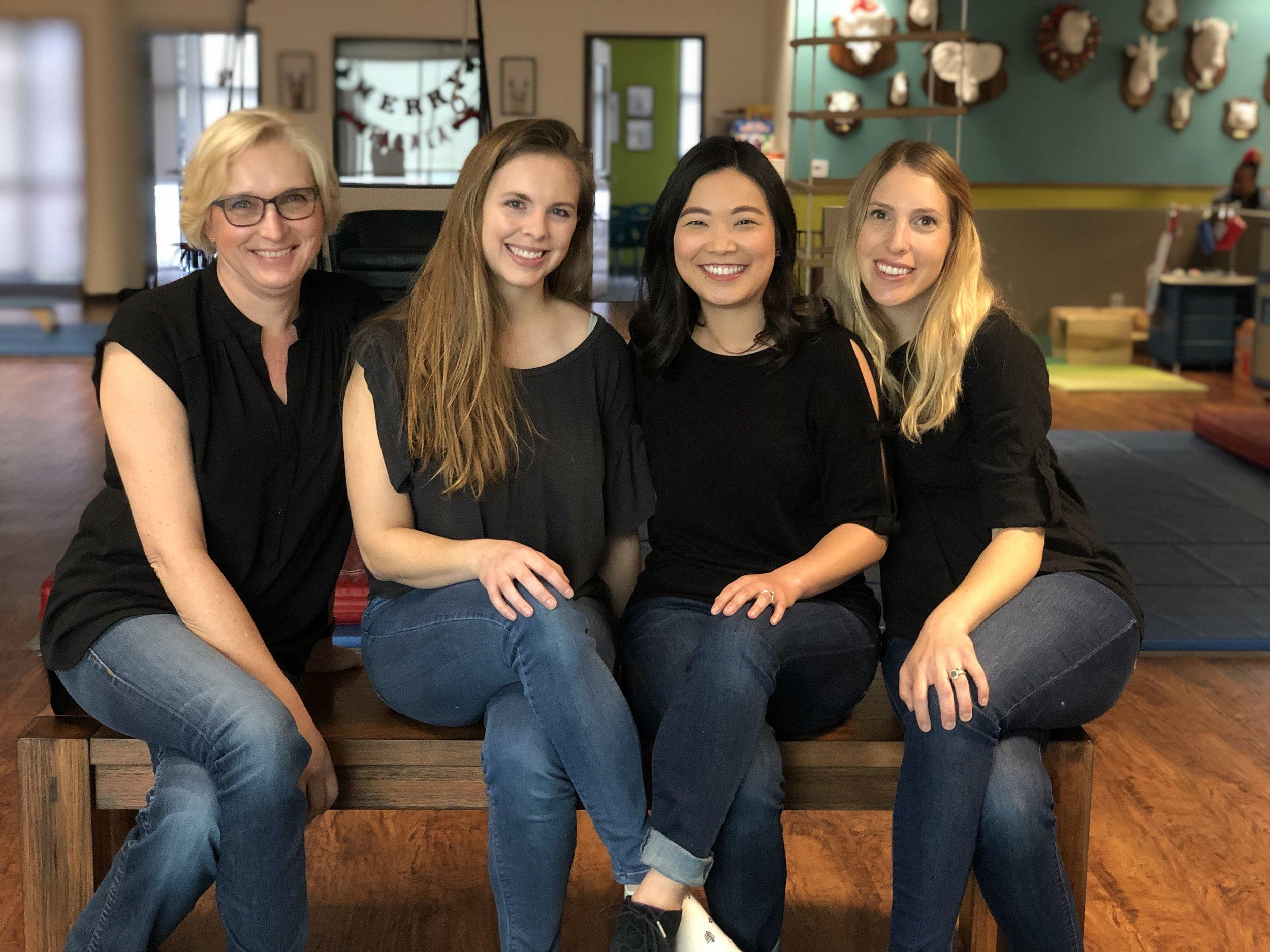 WonderLab Occupational Therapy team