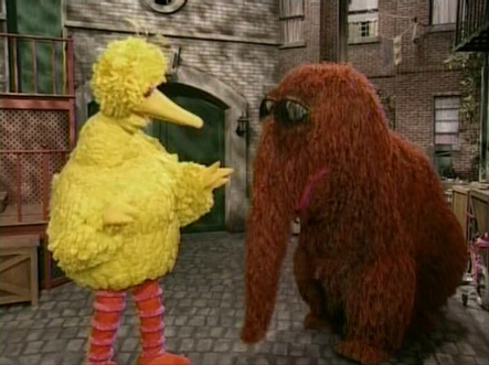 """Remember Snuffy, nobody should ever correct you, disagree with you, ignore you, or laugh at your foibles. Respect is given, not earned."""