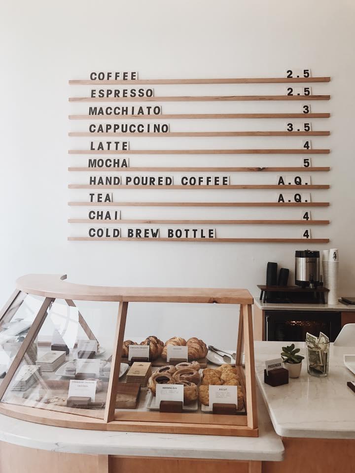 Passenger Coffee. Lancaster, Pennsylvania.