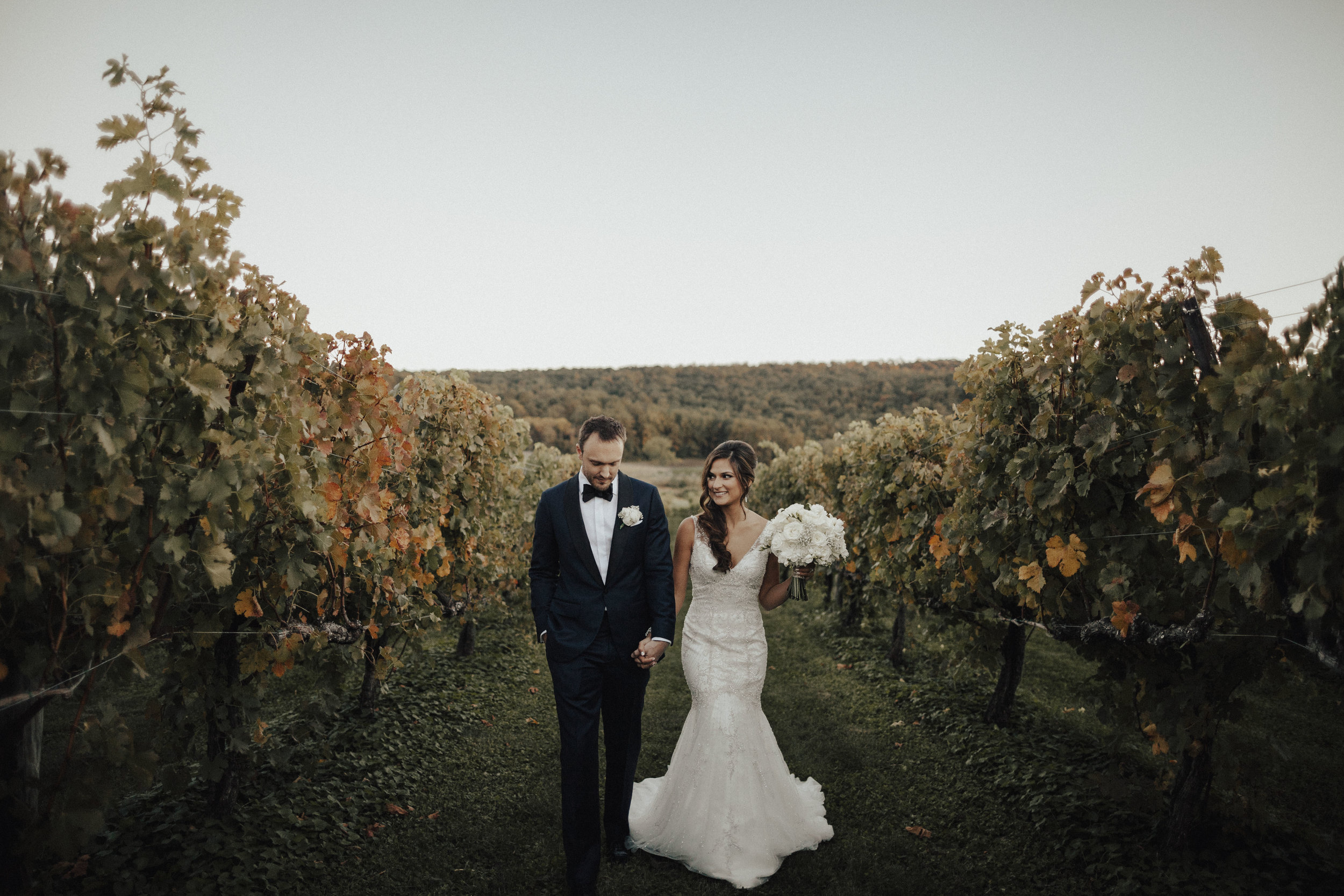 Breaux Vineyards  - Get married among the vines in the Shenandoah Valley and dance the night away in their beautiful reception hall! This is a hidden gem in Purcellville, VA.