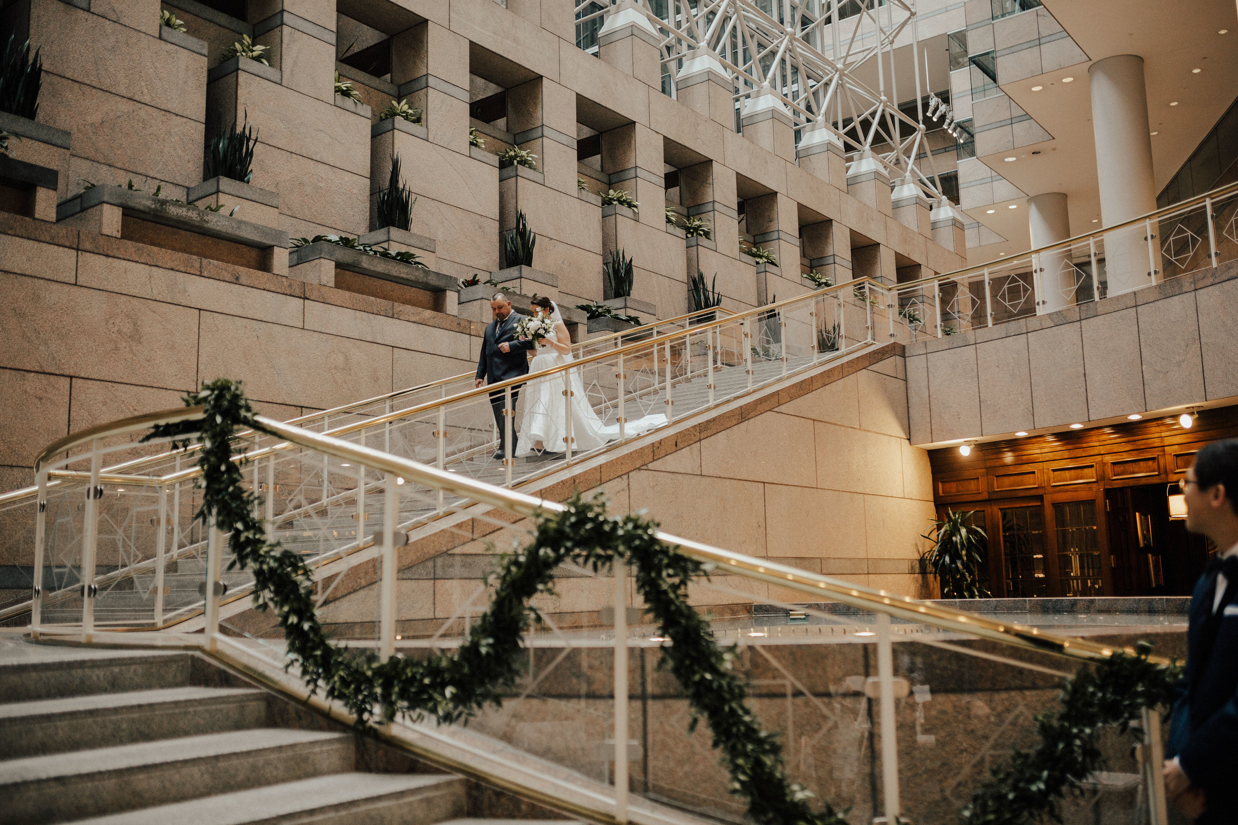 City Club of Washington  - I kicked off my 2018 wedding season here and I'm so glad that I did. There's so much natural light at this venue and a gorgeous staircase to walk down to meet your husband-to-be.
