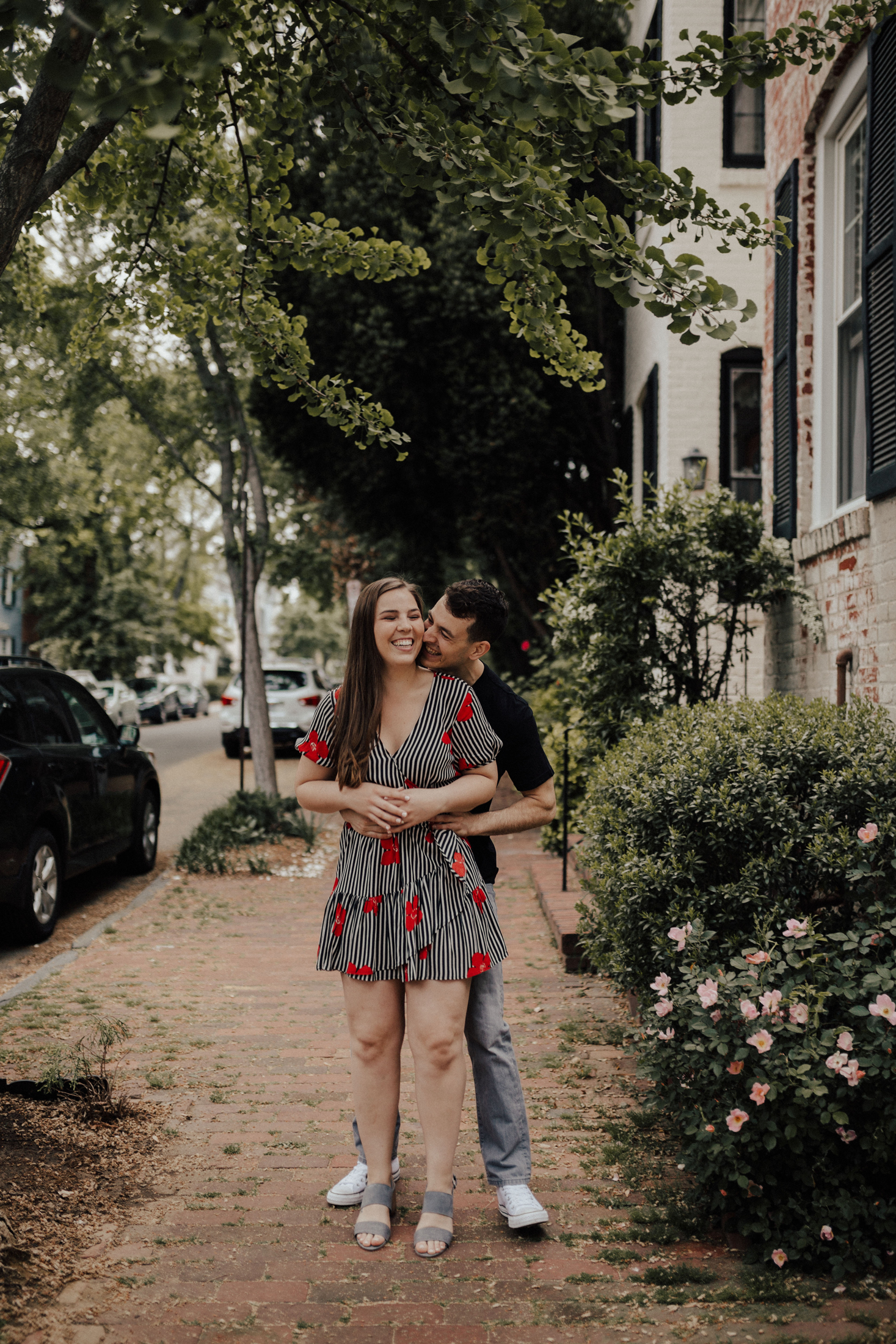 ErinKrespan_Georgetown Engagement Session_DC Wedding Photographer
