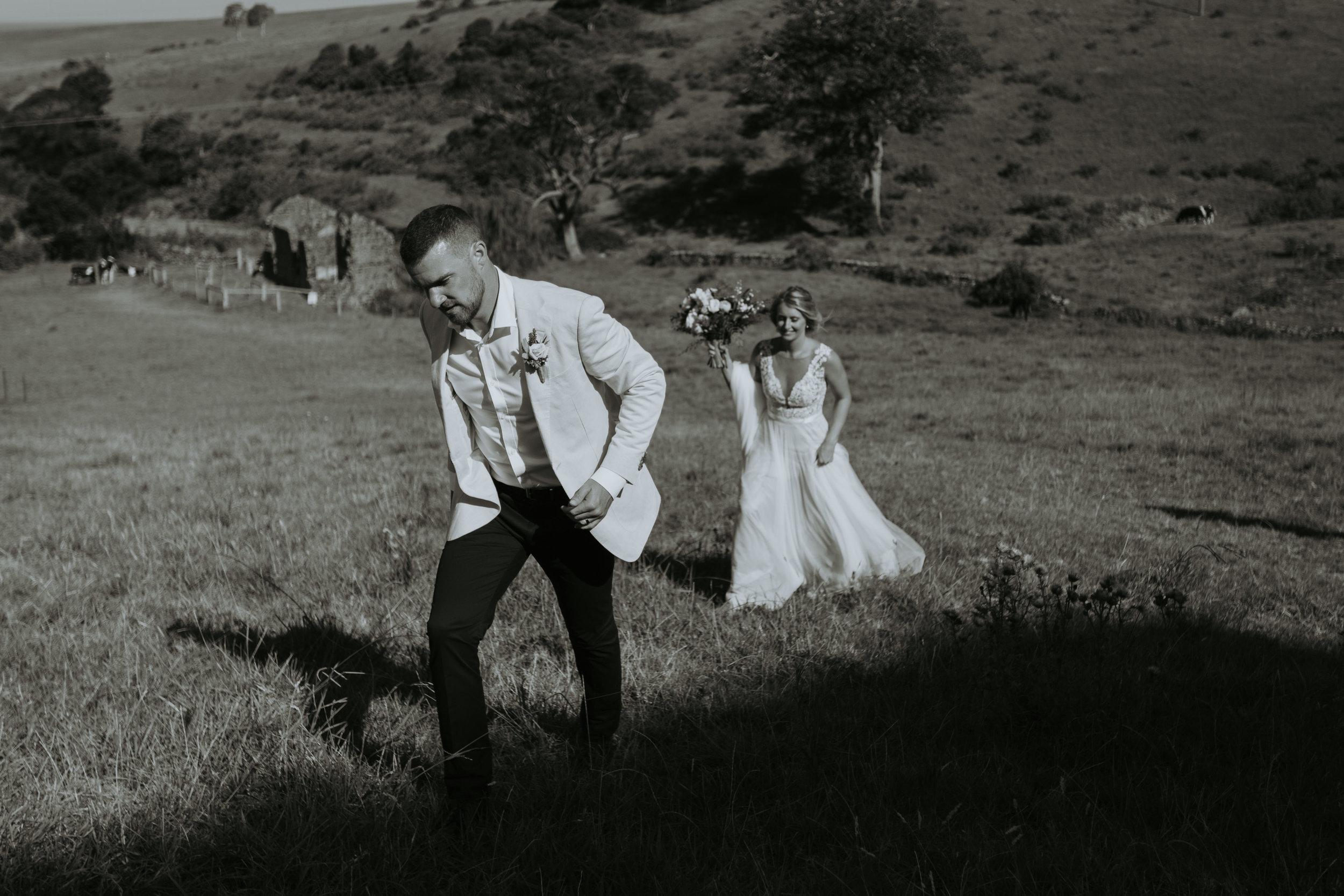 Megan & Sean's Bush Bank Wedding, Kiama