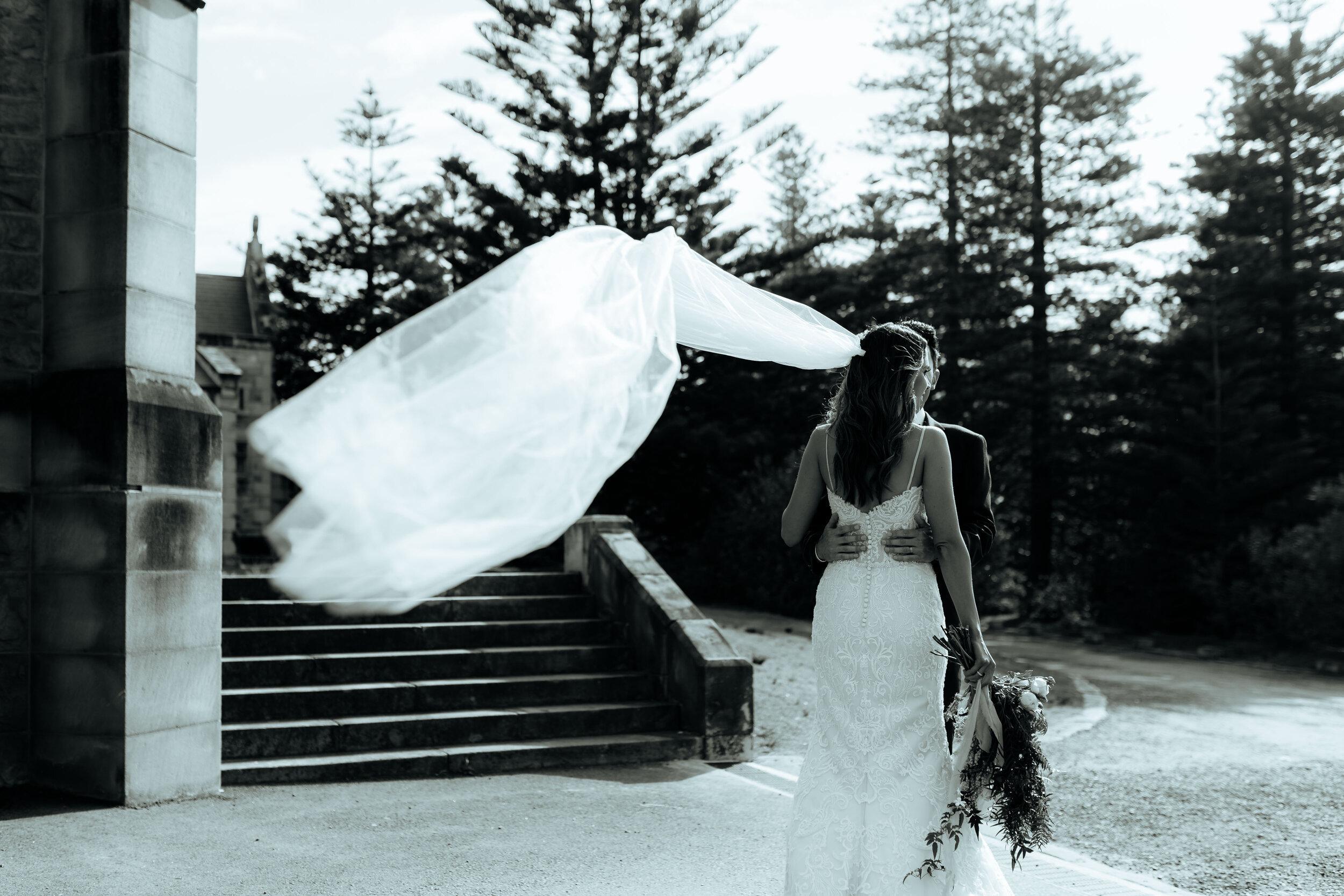 Ollie Brunt - Northern Beaches Wedding Photographer