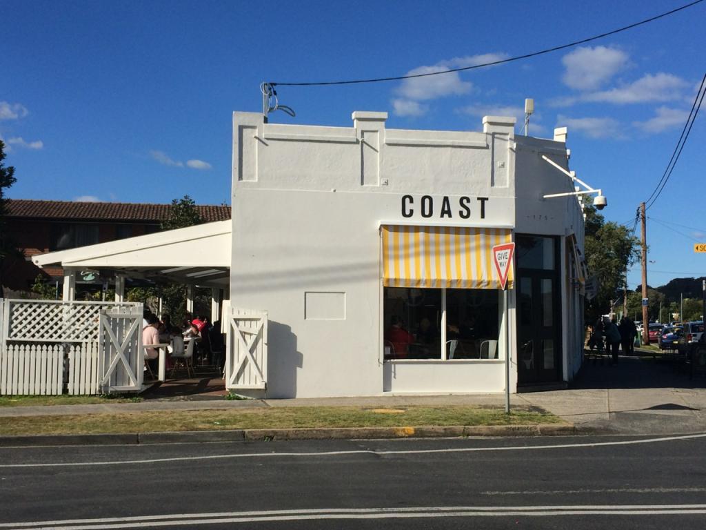 Coast 175 Cafe & Gourmet Market Ettalong Beach.JPG