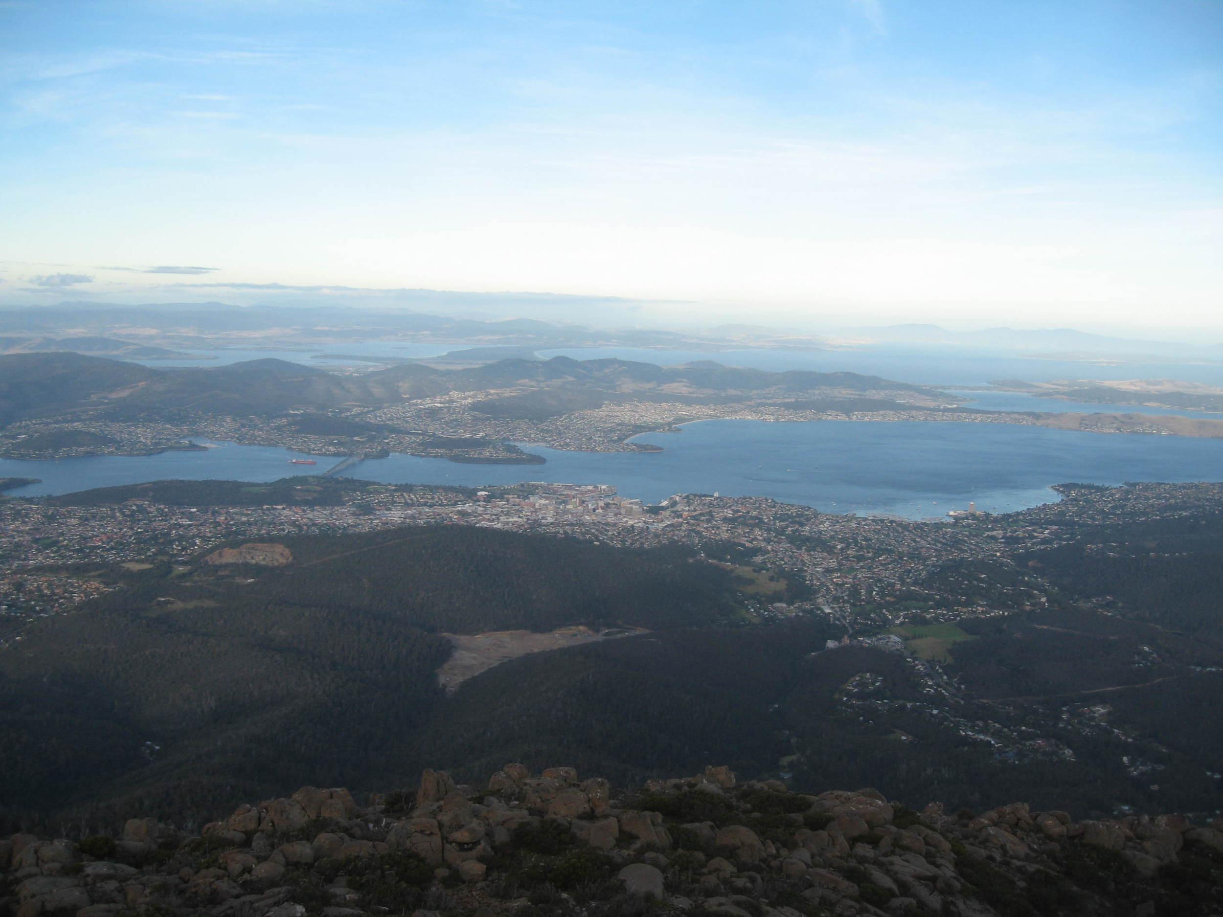 View from Mount Wellington.JPG