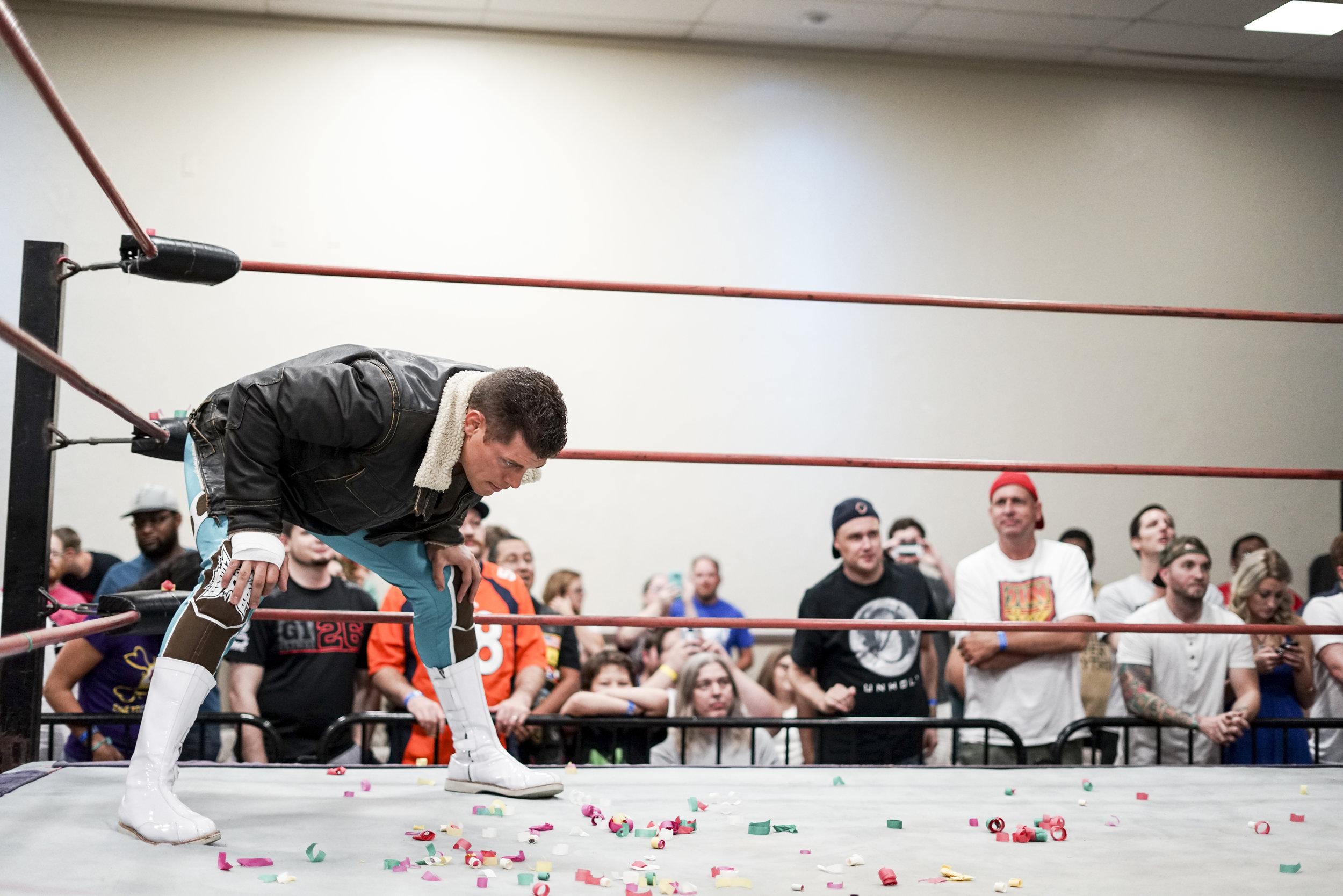 World Wrestling Entertainment Cody Rhodes, VIP Wrestling Marketing