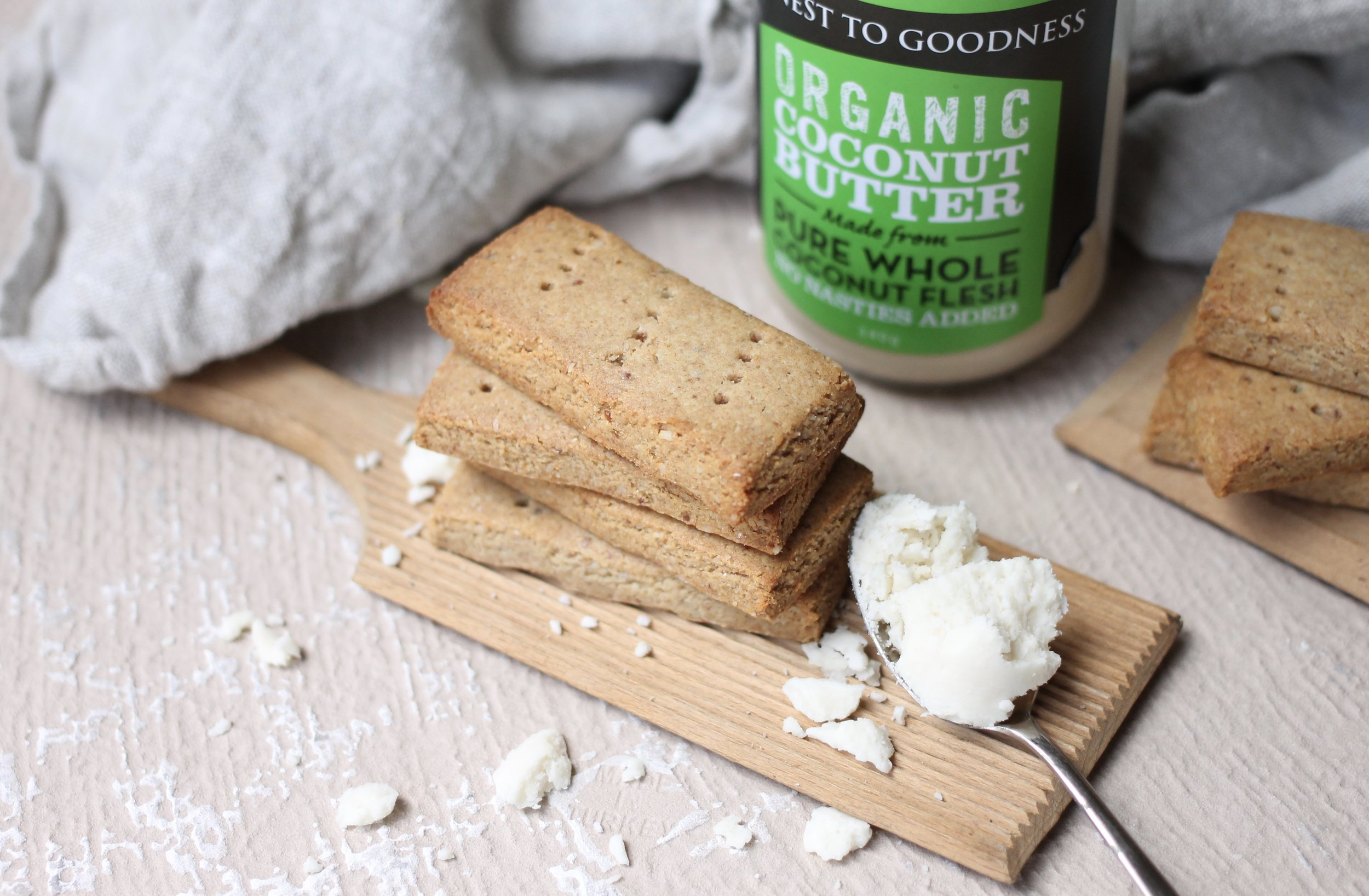 Honest To Goodness Organic Coconut Butter