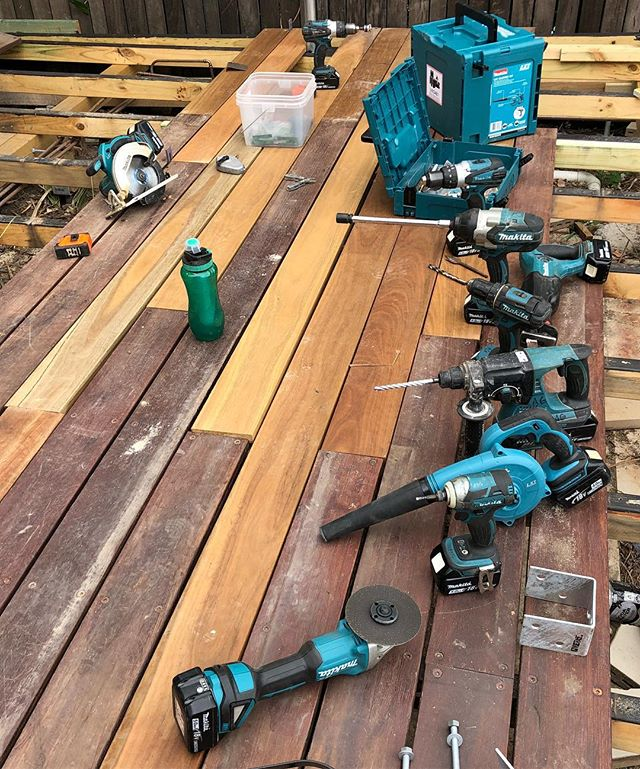 Makita any one?