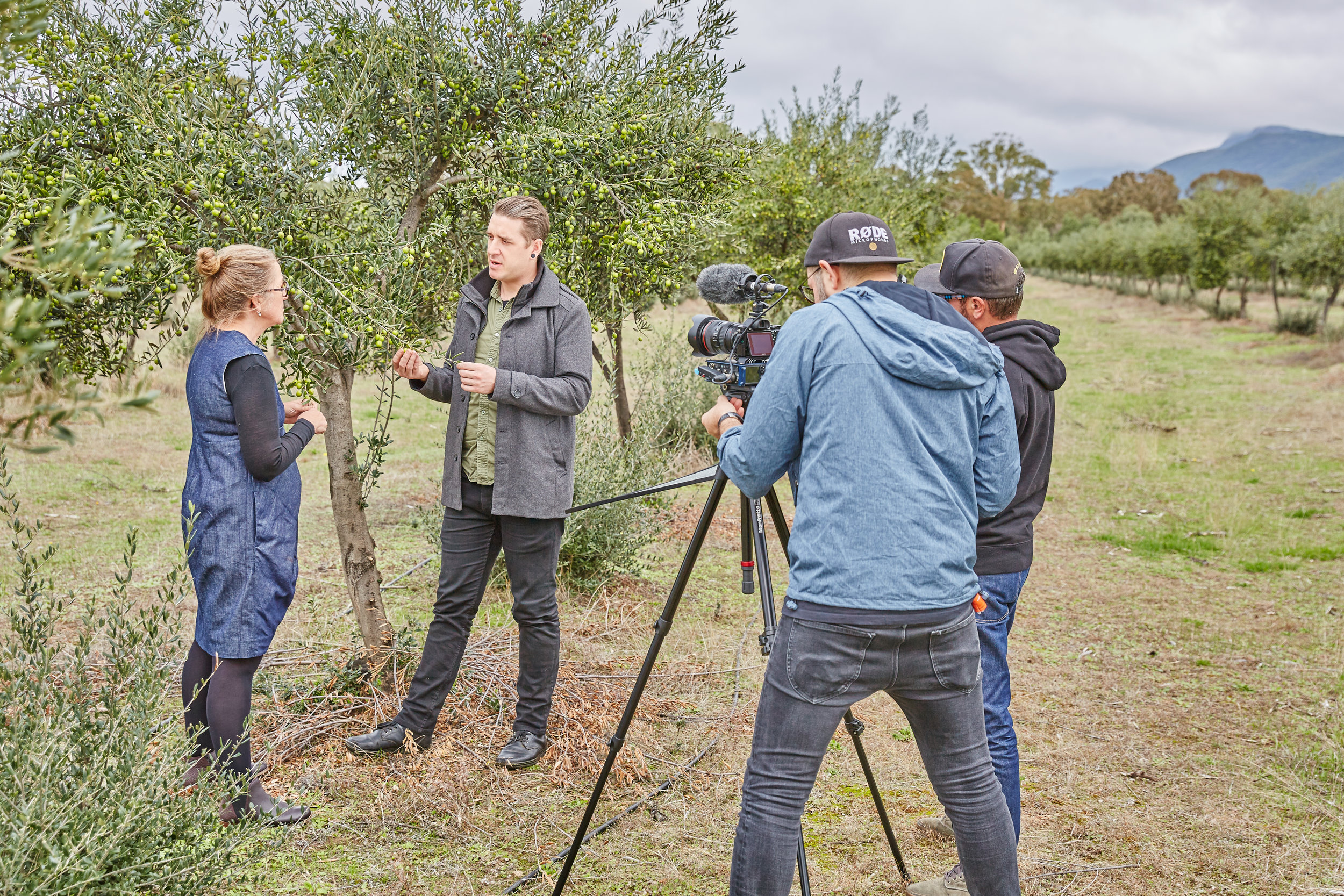 Video - We are all about sharing stories of a more sustainable food future. One of the best ways to do that is though video.We have created a range of videos as part of our Farmer to Table series that you can watch HERE.Would you like to collaborate on a video?