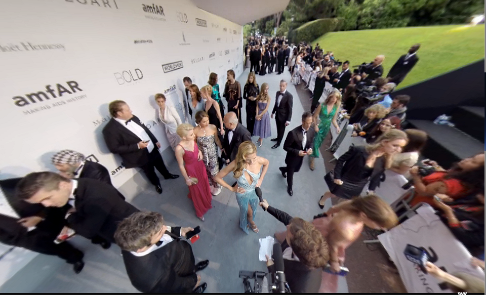 Click to see some of the Getty 360° Video content.