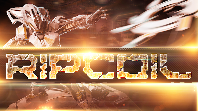 Ripcoil by Oculus Studios and Sanzaru Games lets you enter a futuristic player vs. player arena where you can launch, catch, and punch a speeding Ripcoil disc.