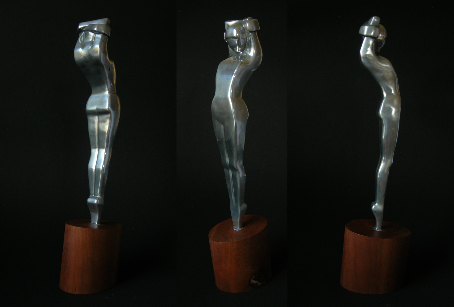 Statue for Lucie Award