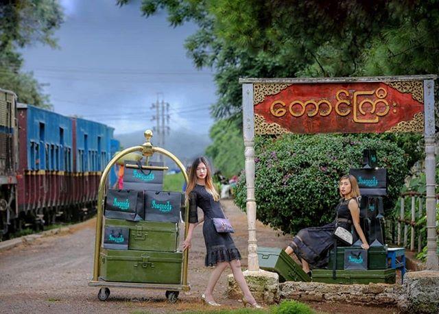 မၾကာမီမွာ Yangoods ကေတာင္ၾကီးျမိဳ ့ကိုလာေတာ့မယ္ေနာ္! ❣️ YANGOODS is coming to Taunggyi! ❣️ @yangoods #newstore #taunggyi #shanstate #myanmar  Photo studio U2