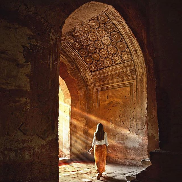 Joy is the simplest form of gratitude.  @yangoods #joy #happiness #serenity #Myanmar #bagan #instatravel #birmanie  #burma  Thank you 📸 @Travelplusstyle