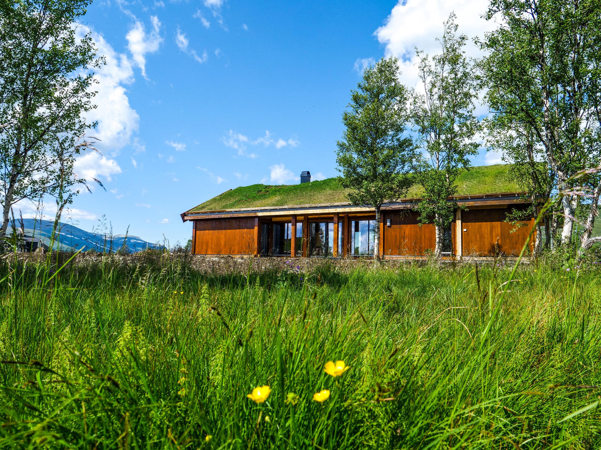 Hytte n. 2: Storfjorden