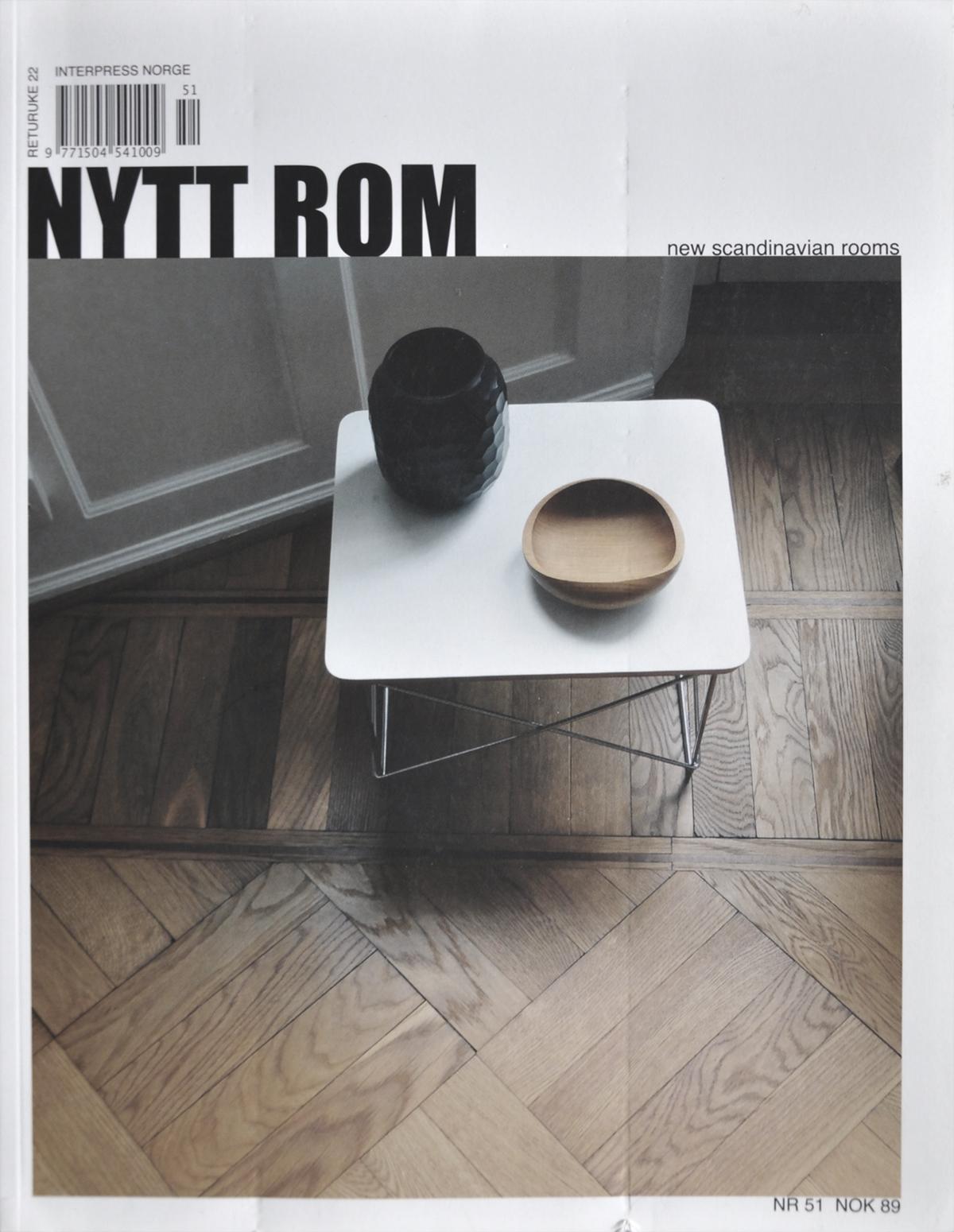 APRIL 2016  NYTT ROM