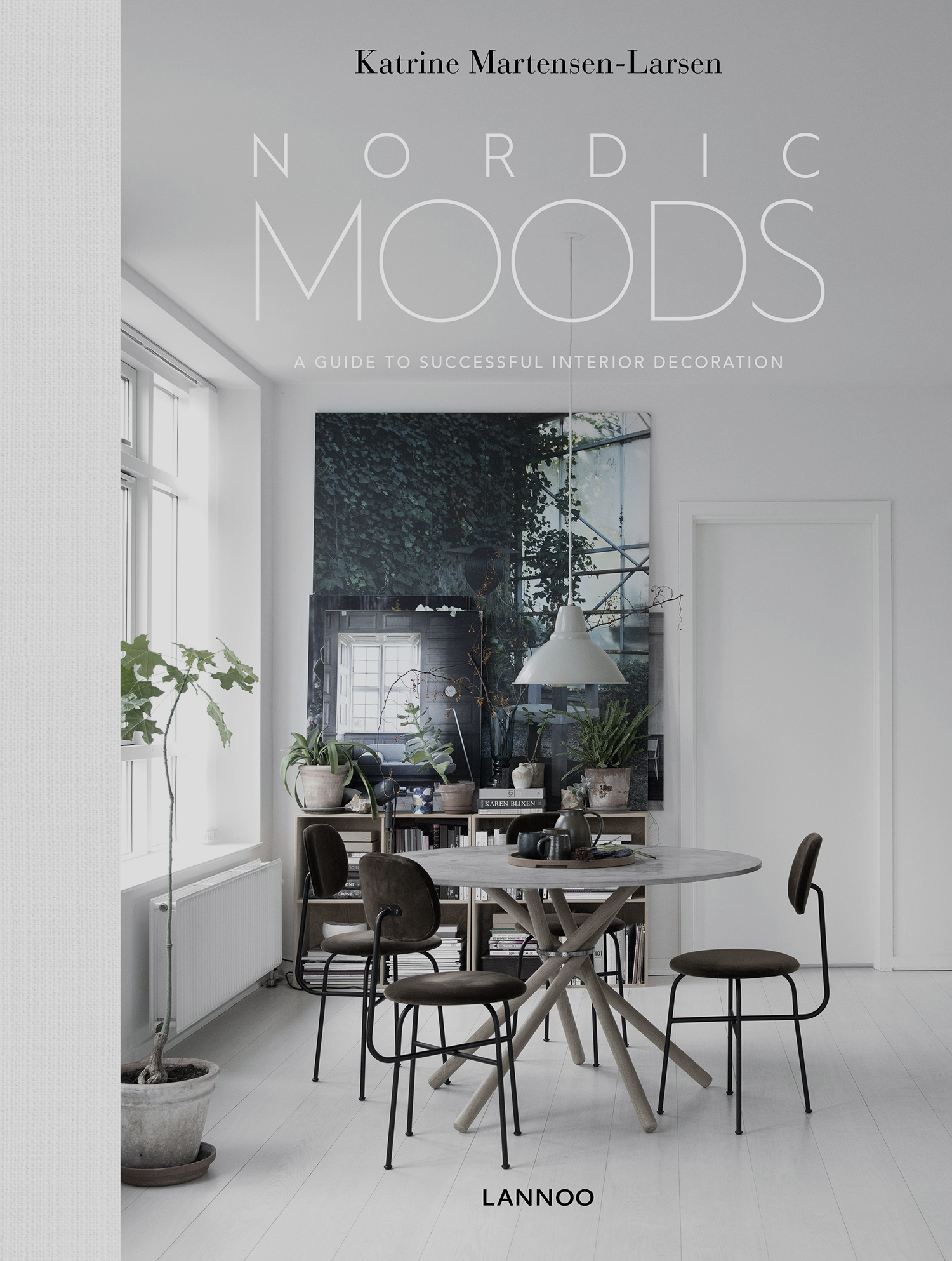 AUGUST 2019  NORDIC MOODS - BOOK RELEASE