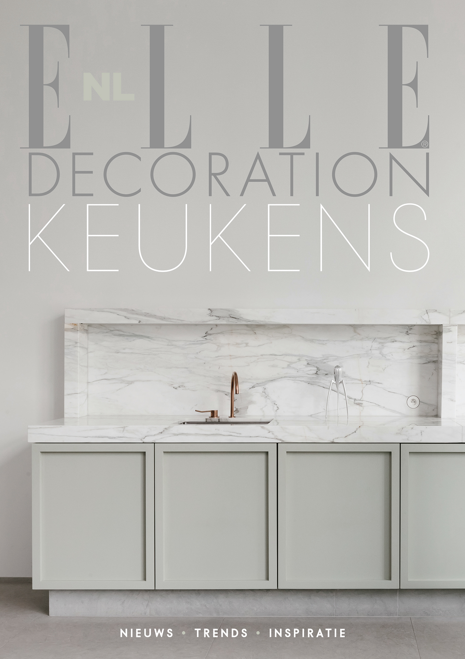AUGUST 2019  ELLE DECORATION NL