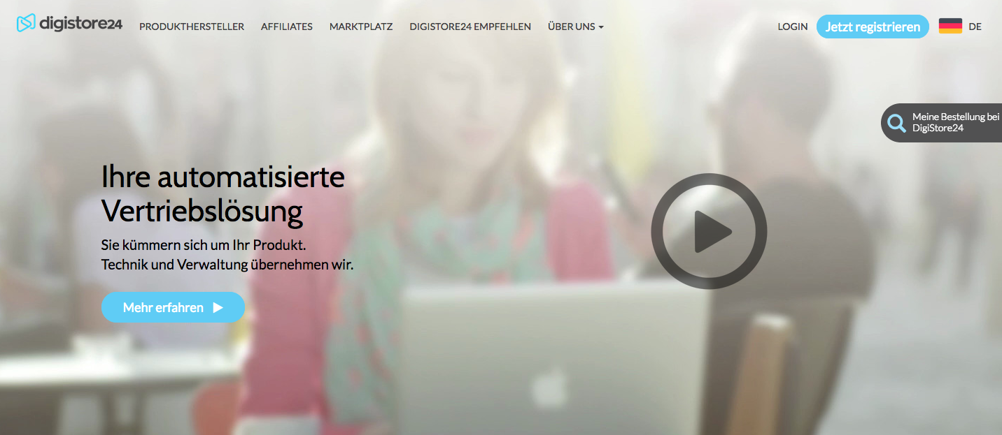 Online-Marketing mit Digistore24