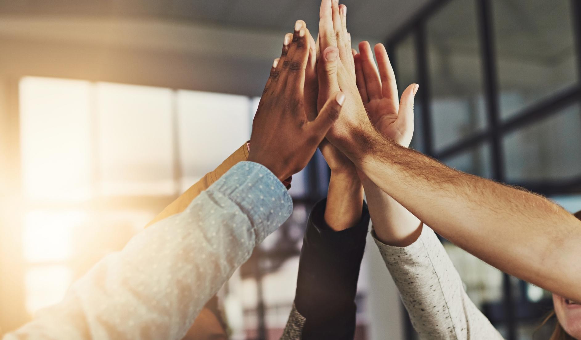 Gesunde Mitarbeitende = motivierte Mitarbeitende