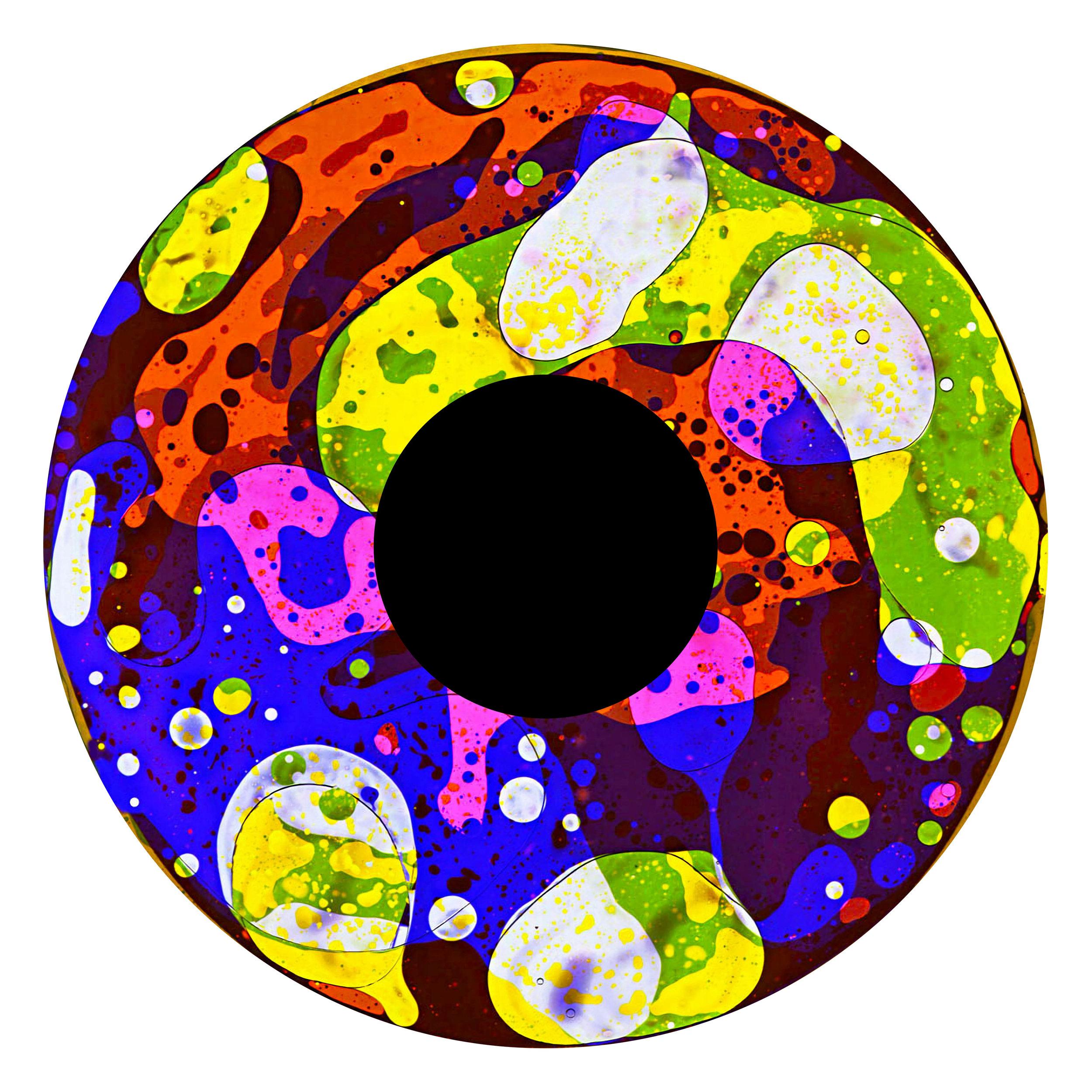 Liquid wheel 7038m