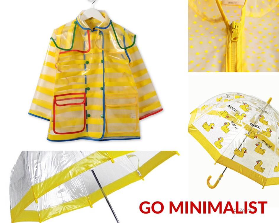 Brands / Images : Aliexpress / Stella Mc cartney / Umbrella heaven / Bumble Umbrella