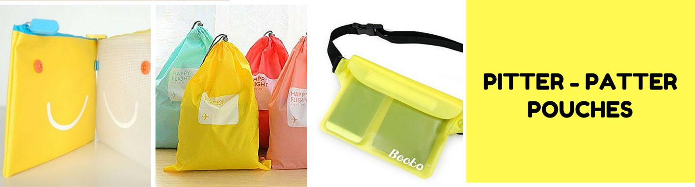 Brands / Images : Becko / Poketo pouch / PInterest