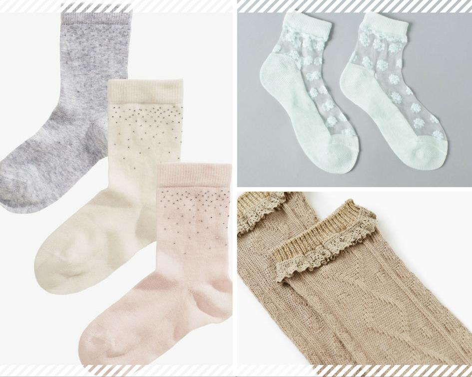 Uppity socks