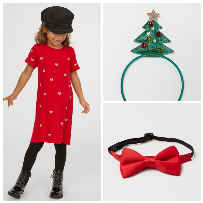 10. H&M. For all the young carol singers and candy collectors.