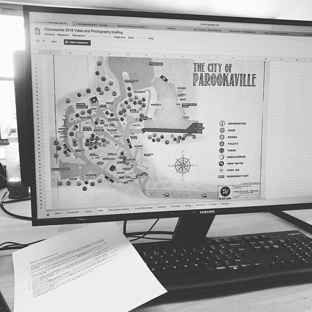Counting down..... #parookaville #parookaville2018 #marketing #cincstagram #weeze #brandbuilding