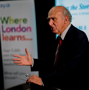 Sir Vince Cable  - Vince Cable is the recently re-elected MP for Twickenham, now running for the leadership of the Liberal Democrat party. Vince has previously served as the Business Secretary from 2010 to 2015 during the Conservative and Lib Dem coalition government. Like Ed Balls, Vince has been awarded a City Lit Lifetime Fellowship Award for his work as an outstanding advocate for adult education.As Secretary of State for Business, Innovation and Skills he was steadfast in his personal commitment in protecting funding for adult skills.As well as his political career he has authored several books and reports on international economics, trade and environmental issues.