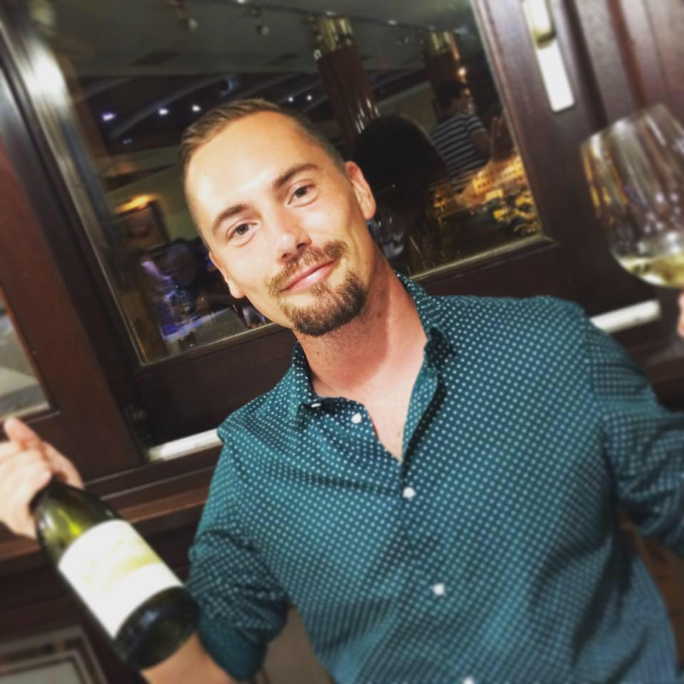 Matt Wicksteed - Bar Manager