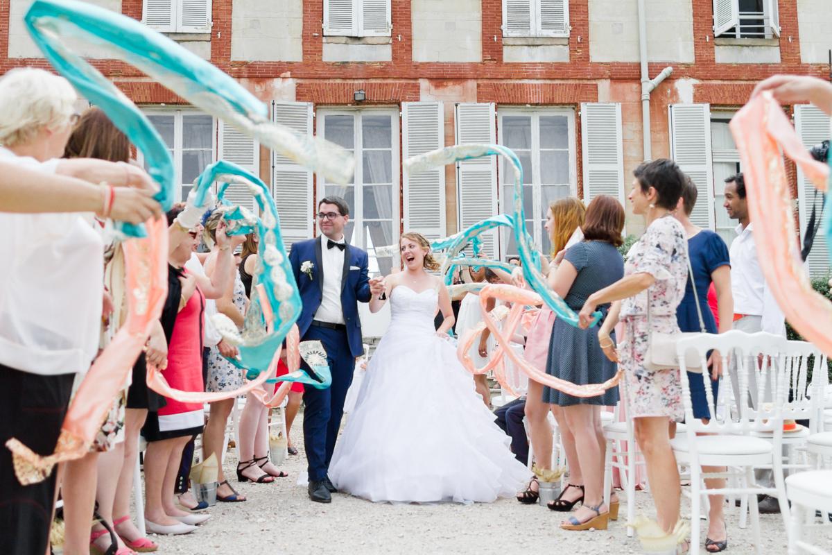 mariage elegant et champetre