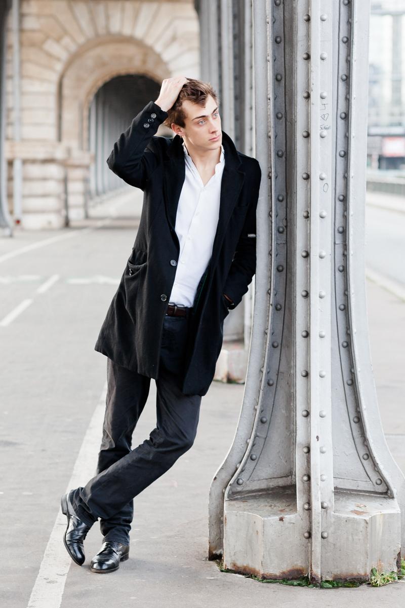 photographe-paris-michelle-gonzalez-Photographe portrait homme Paris