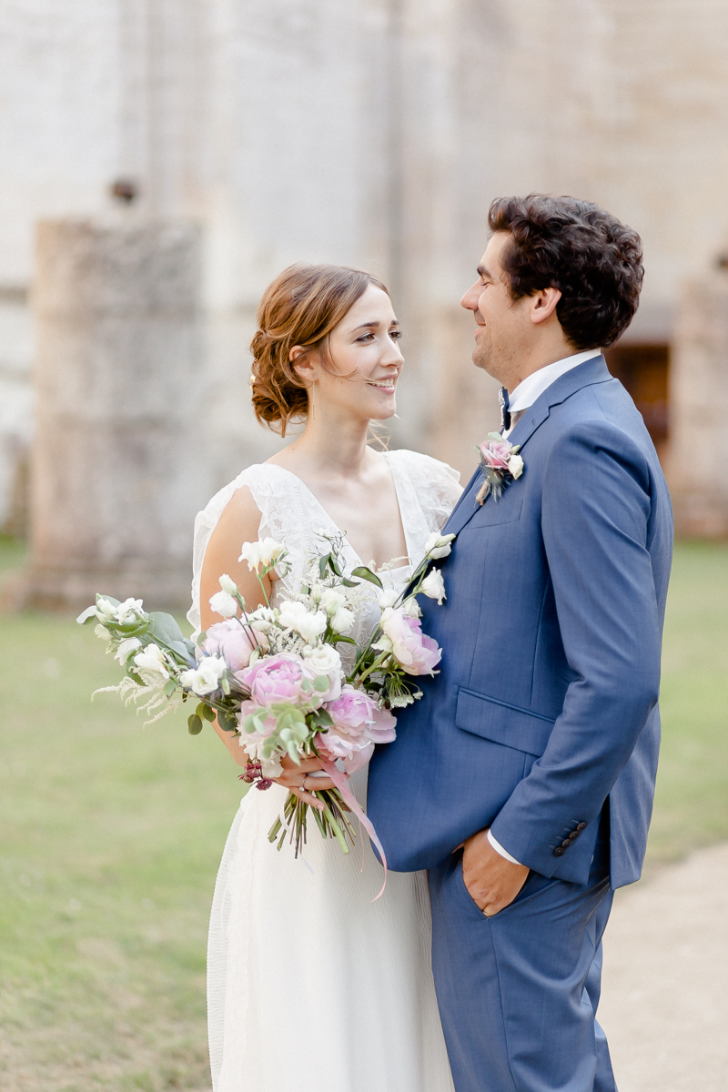 abbaye de longpont mariage photographe michelle gonzalez