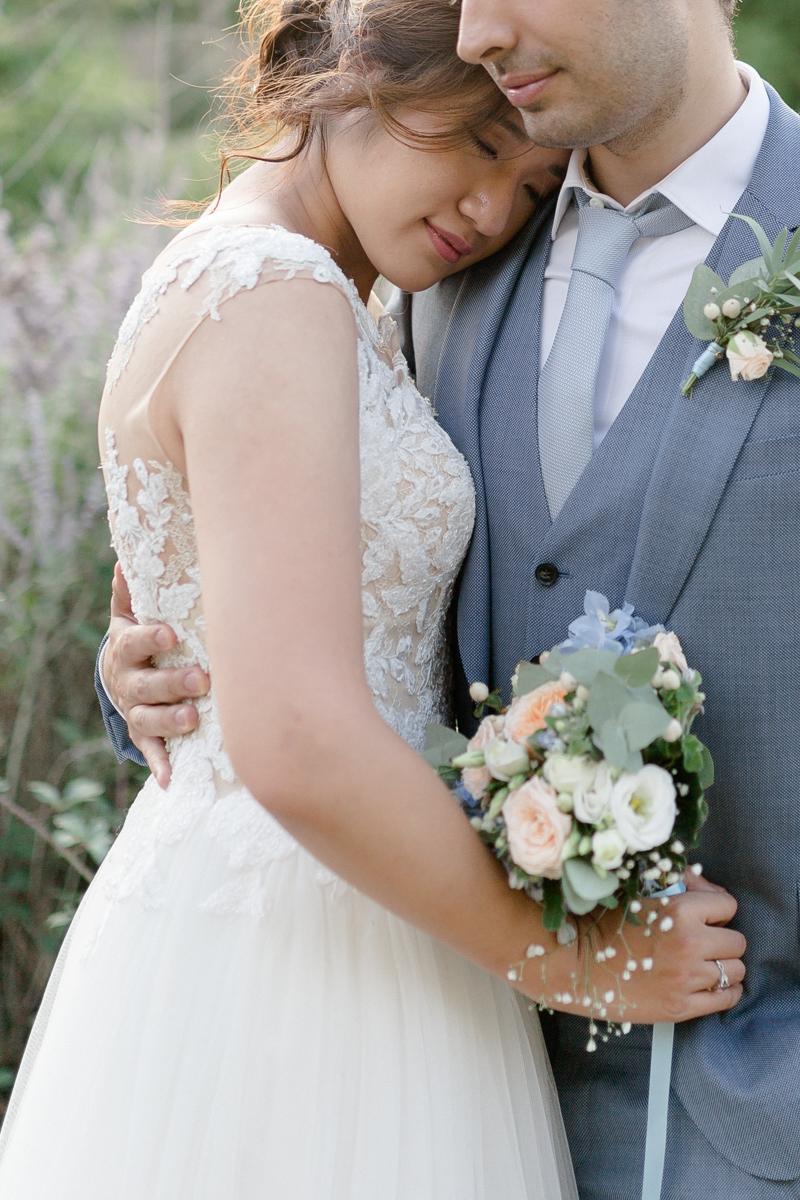 Photographe chateau de pray mariage