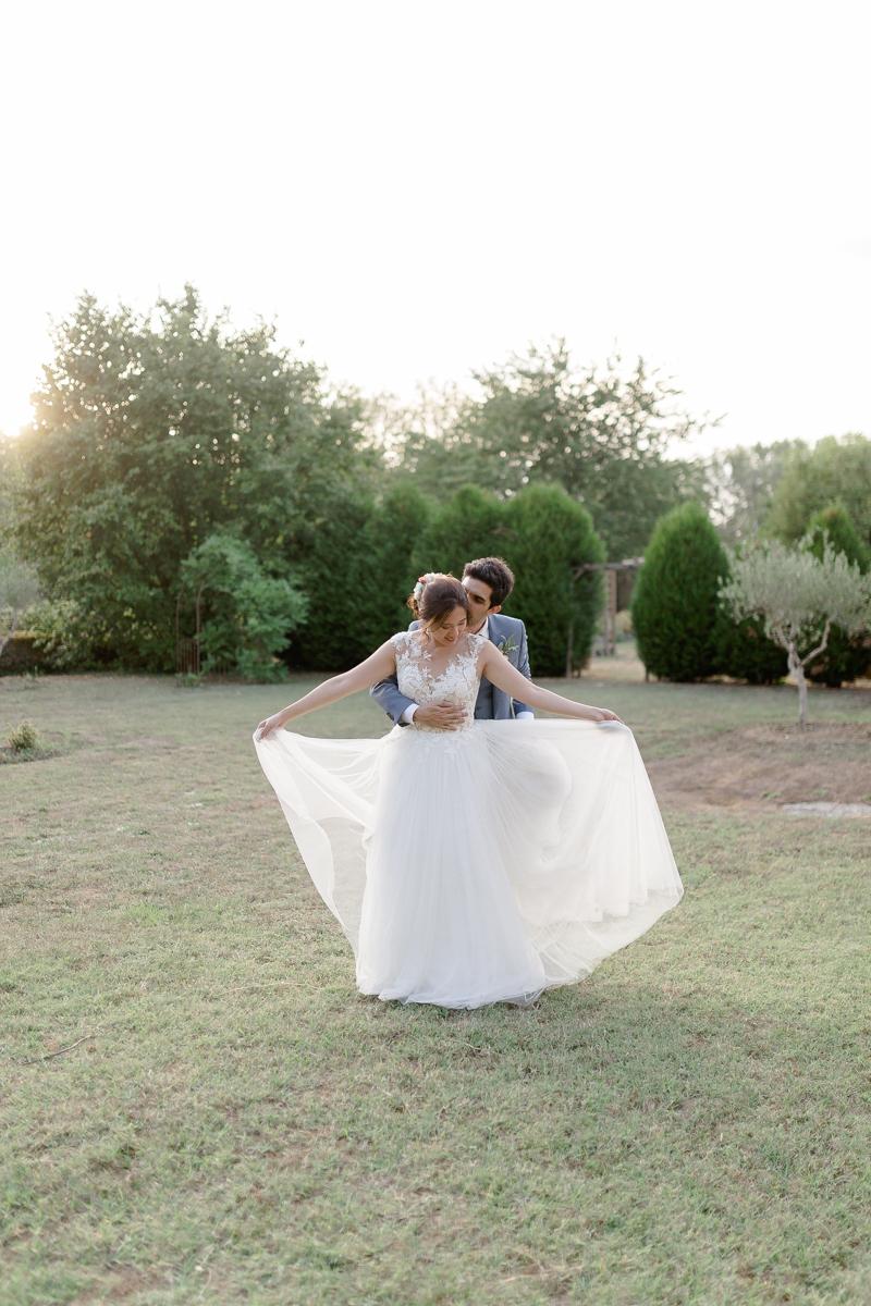 mariage chateau de pray