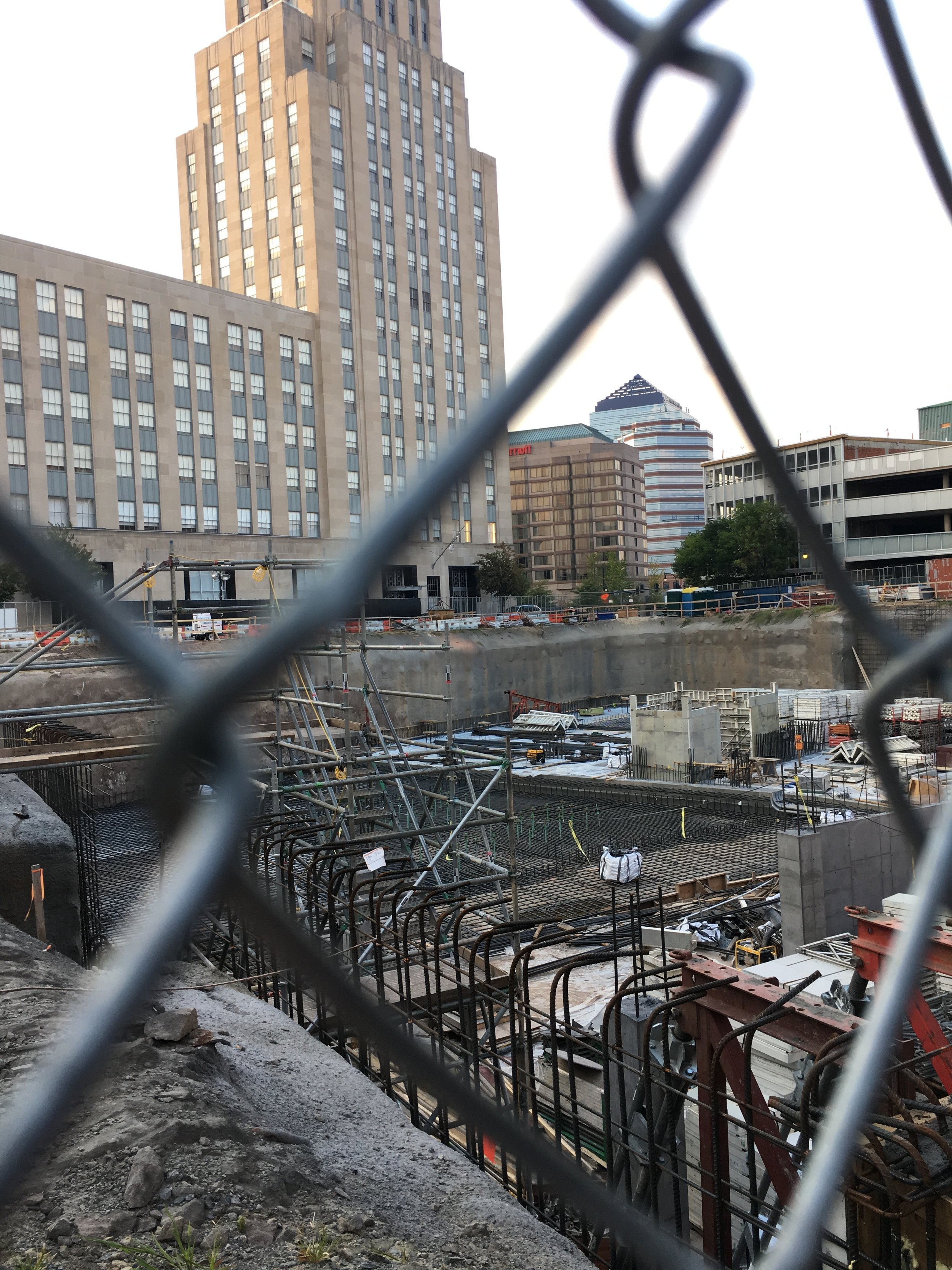 Durham NC Construction Update