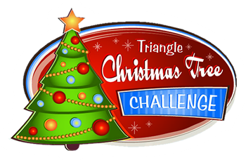 Triangle Christmas Tree Challenge
