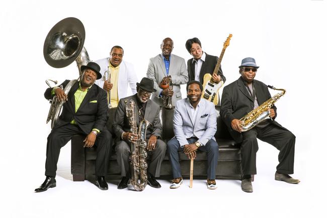 Dirty Dozen Brass Band Durham