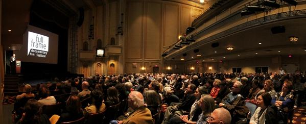 Full Frame Film Festival