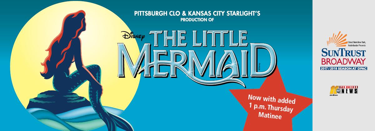 Disney's Little Mermaid DPAC