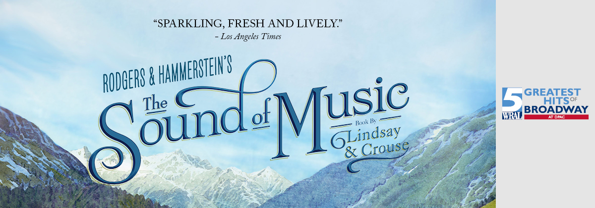 The Sound of Music DPAC