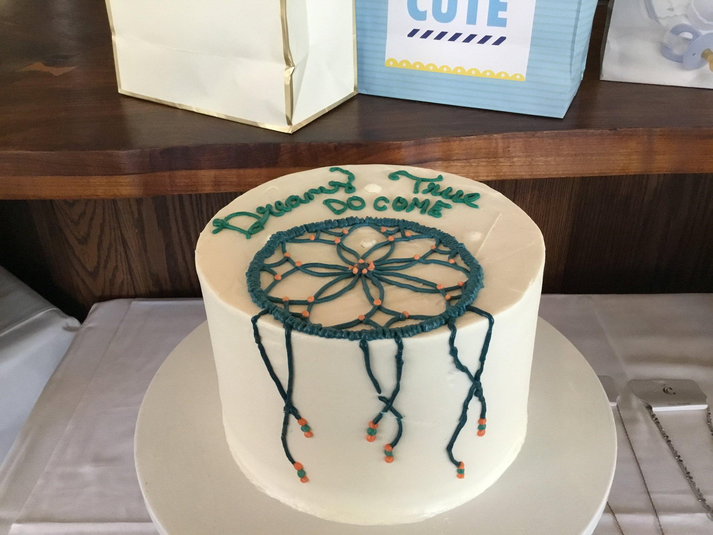 dream do come true cake.JPG
