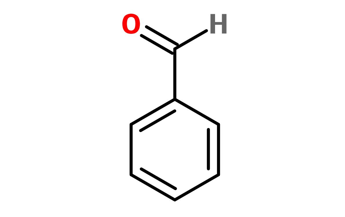 Figure 6. Benzaldehyde