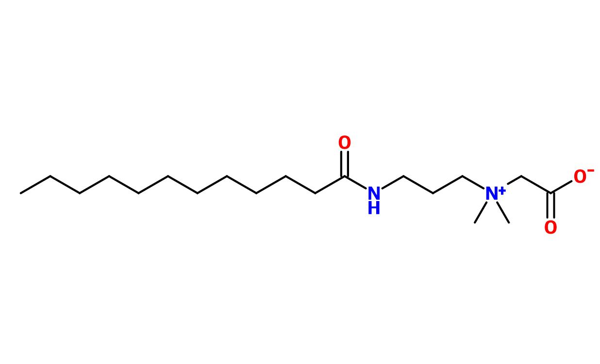 Figure 1. Cocoamidopropyl betaine