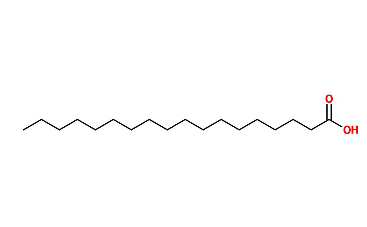 Figure 10. Stearic acid