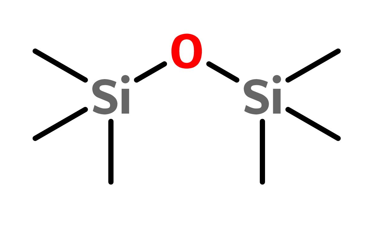 Figure 7. Siloxane structure
