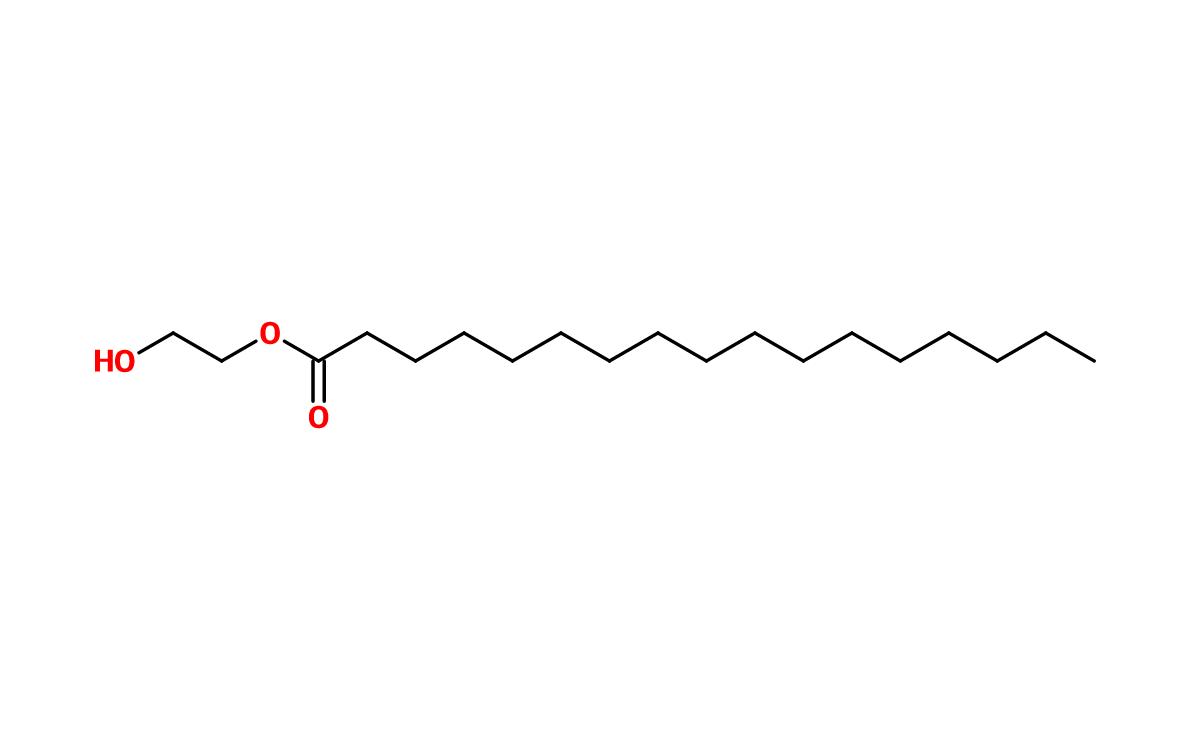 Figure 2. PEG-100 stearate